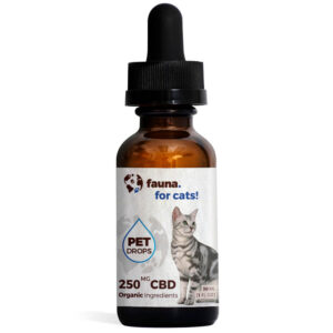 CBD Oil for Cats for sale by Essential CBD