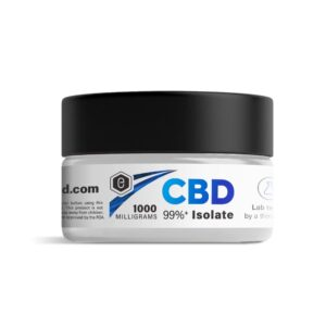 Essential CBD - Isolate 1 gram